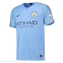 Manchester City Home Jersey Men's 2018/19
