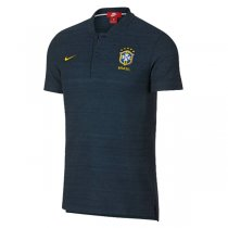 Brazil FIFA World Cup 2018 Polo Shirt Royal Blue
