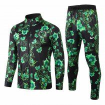 Nigeria FIFA World Cup 2018 Jacket + Pants Training Suit Green