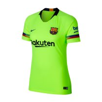 Barcelona Away Jersey Women's 2018/19