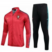 Portugal FIFA World Cup 2018 Jacket + Pants Training Suit Red