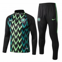 Nigeria FIFA World Cup 2018 Training Suit Black