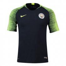 Manchester City Short Training Black Jersey Men's 2018/19