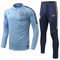 Manchester City Training Suit Light Blue 2018/19