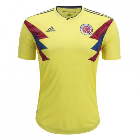 Colombia FIFA World Cup 2018 Home Jersey Men's - Match