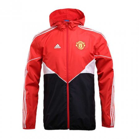 Manchester United Authentic Woven Windrunner Red Men 2017/18