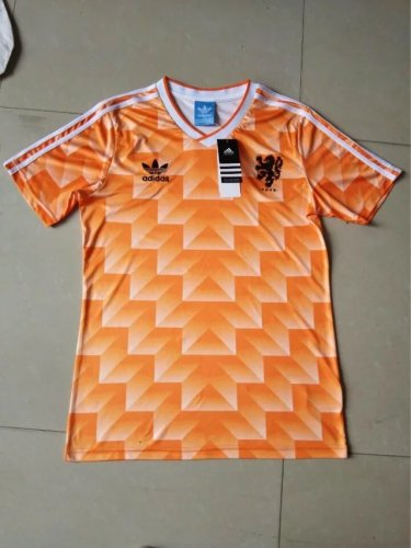 new style c386c 506b7 US$ 17.8 - Netherlands Home Retro Jersey Mens 1988 - m ...