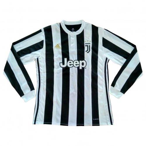 wholesale dealer 56f54 95cb6 US$ 16.8 - Juventus Home Jersey Long Sleeve Men 2017/18 - m ...