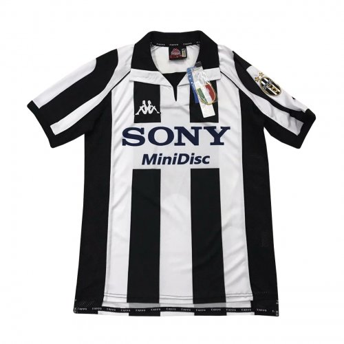 new style fb976 0d4a6 US$ 17.8 - Juventus Retro Home Jersey Mens 1997/98 - m ...