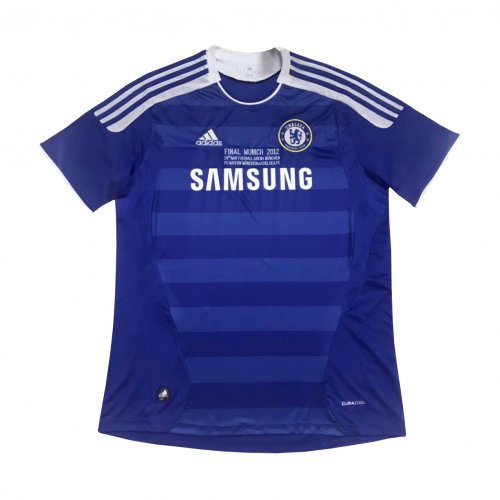 best authentic 7aa45 41ca1 US$ 17.8 - Chelsea Retro Home Jersey Mens 2011/12 - m ...