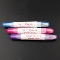 1 Pc Nail Art Corrector Pen Remove Mistakes + 3 Tips