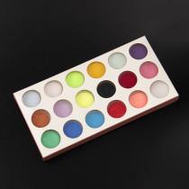 18Colors/Set  Nail Acrylic Powder Liquid