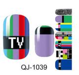 QJ1027-1041  14Tips/Pc Tide Brand Series Of Big Eyes Full Stick