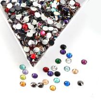 3mm, 100000Pieces /Lot,樹脂ストーン高分子結晶ストーン