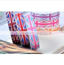 グログランリボン 25㎜ 1    イギリス国旗