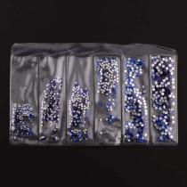 14.5*9cm   SS3-SS10  288*6    1728pcs   A級ガラスストーン
