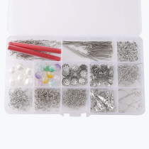 Diy white K iron set 1 box
