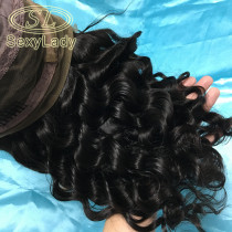 full lace wig loose / water wave