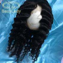 9A hair two pics + 360 frontal