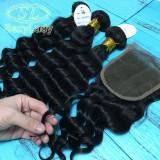 9A hair 3pics+ Closure