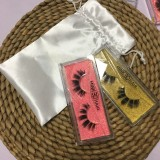 Eyelashes silk bags