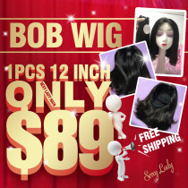 Bob Wig activity !!!!Black Friday one day !!