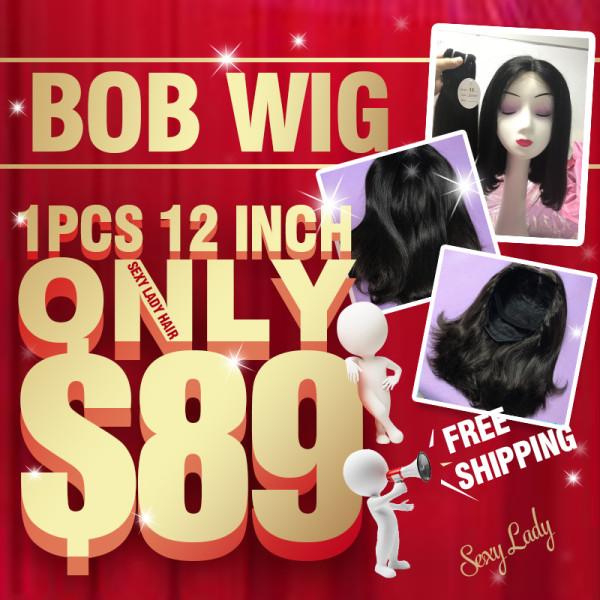Bob Wig activity !!!!Black Friday one day !!