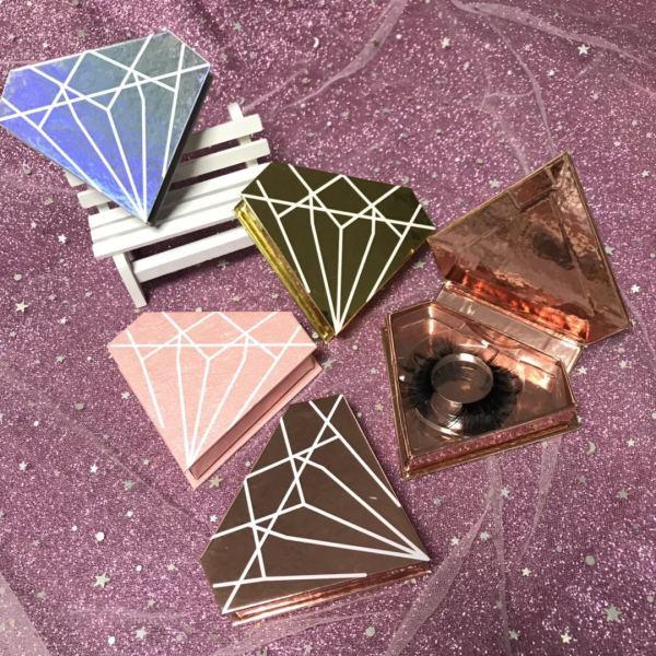 Diamond Case MINK LASHES!