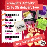 Free samples activity only 3 days