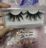 free samples hairpins lashes