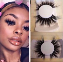 25 MM mink lashes other package