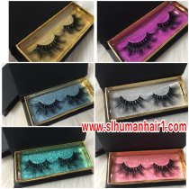 Black Box Queen/mink eyelashes