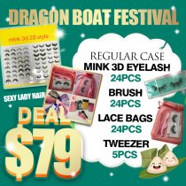 Dragon Boat festival mink 3D lashes DEAL