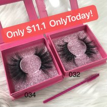 Lashes Samples ONE DAY activity