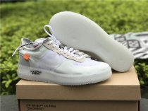 Nike Air Force One X Off White Shoes White
