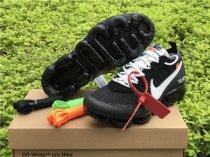 Nike Vapormax X Off White Shoes Black