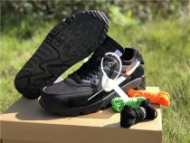 Off White X Nike AIr Max 90 Black