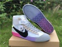 Off White X Nike Blazer Mid Wolf