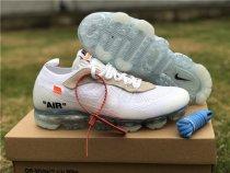 Off White X Nike Vapormax White