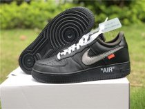 Off White X Nike Air Force 1'07 Virgil X MoMA