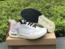 OFF White X Nike Foam White