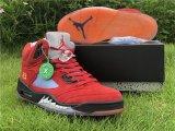 Trophy Room x Air Jordan 5 Retro Red