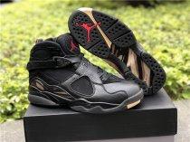Air Jordan 8 OVO Black Gold