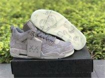Air Jordan 4 X KAWS Cool Grey