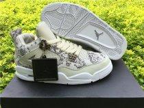 Air Jordan 4 Retro Premium Snakeskin