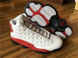 Air Jordan 13 Retro White/Red