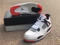 Air Jordan 4 Retro Plae Citron