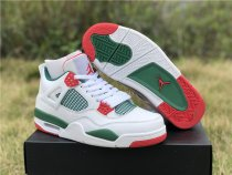 Air Jordan 4 Retro Gucci White