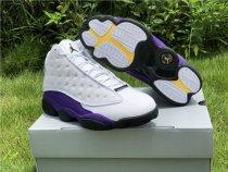 Air Jordan 13 Retro Lakers Rivals