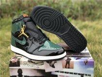 Air Jordan 1 x SoleFly Black